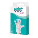 Safe & Sound 25 Polythene Gloves