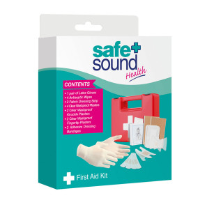 Safe & Sound First Aid Kit