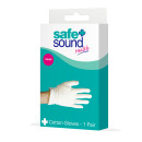 Safe & Sound Small Cotton Gloves