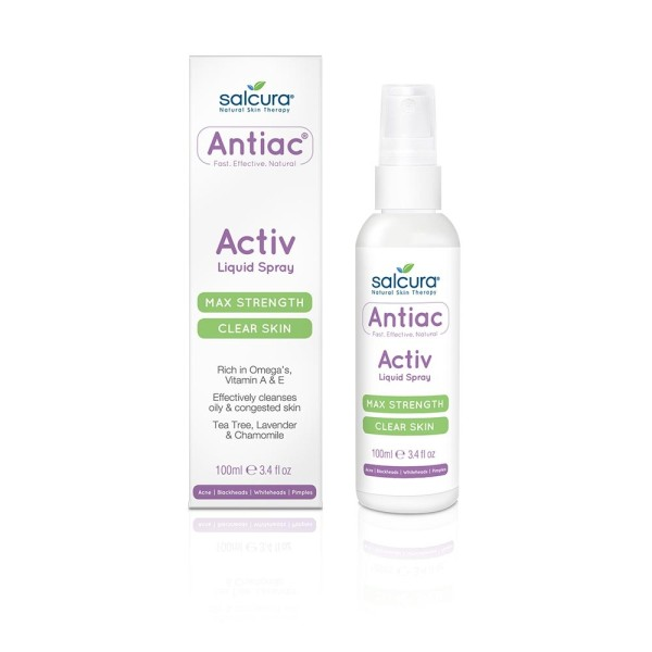 Salcura Antiac Activ Acne Liquid Spray