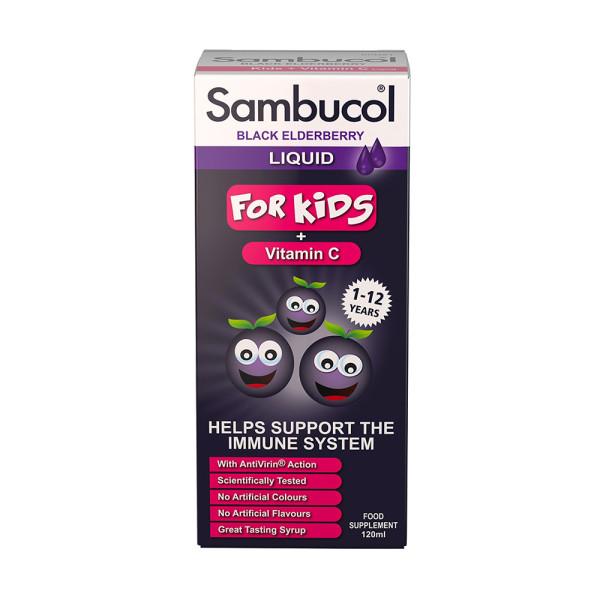 Sambucol Black Elderberry Extract For Kid