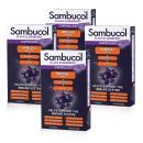 Sambucol Immuno Forte Black Elderberry Capsules 4 Pack