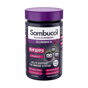 Sambucol Childrens Gummies