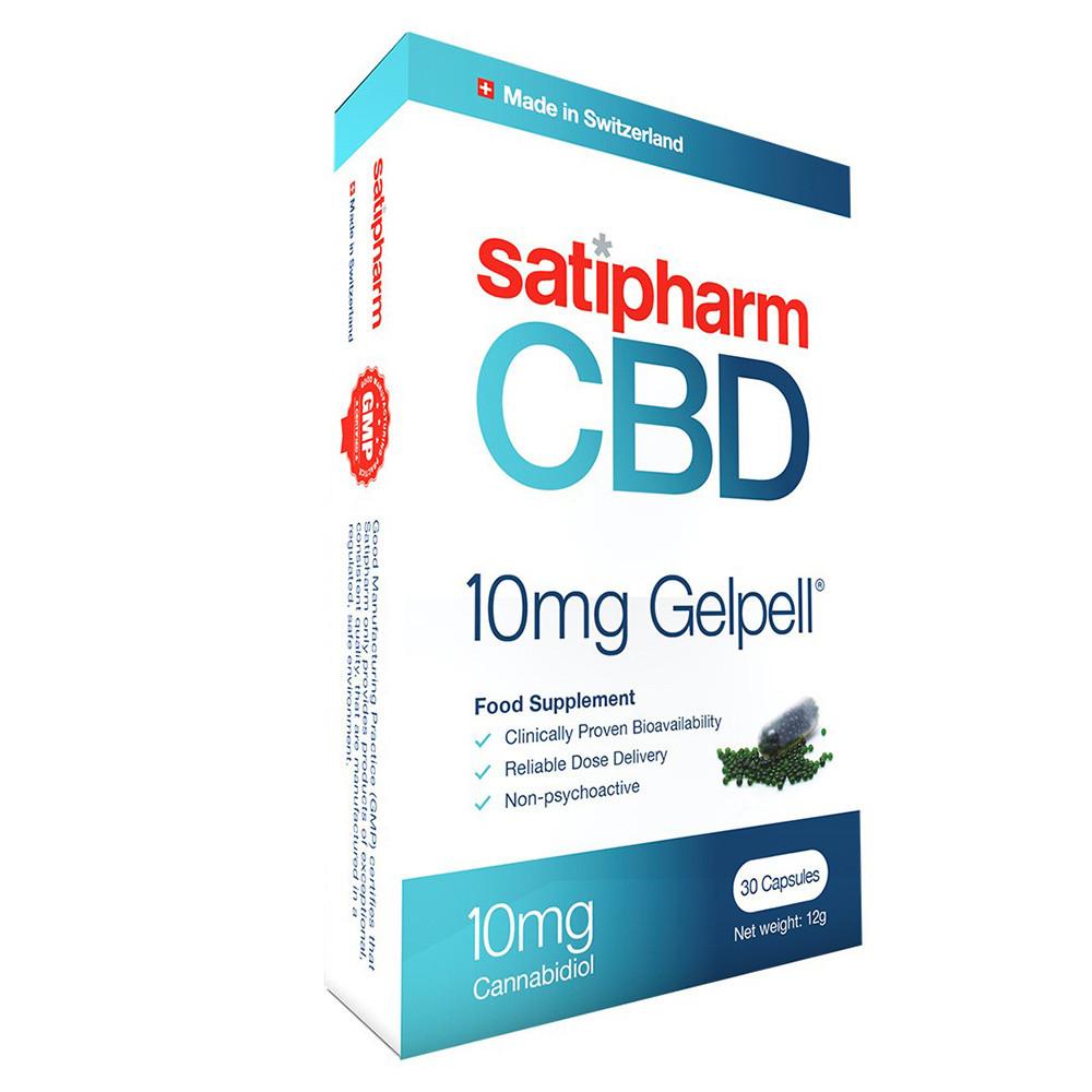 Satipharm/CBD for Anxiety