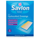 Savlon Hydrocolloid Dressings