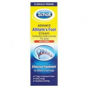 Scholl Advance Athletes Foot Cream