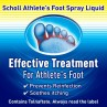 Scholl Athletes Foot Spray