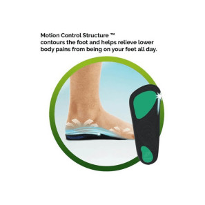 Scholl BoF and Arch Orthotics S
