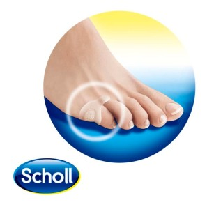 Scholl Corn Shield Gel Plasters