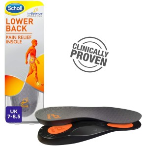 Scholl Lower Back Orthotic M