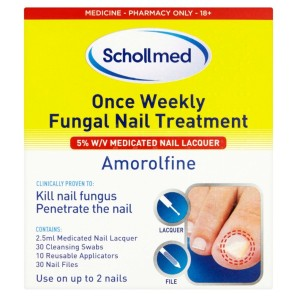 Scholl Once Weekly Fungal Nail Treatment