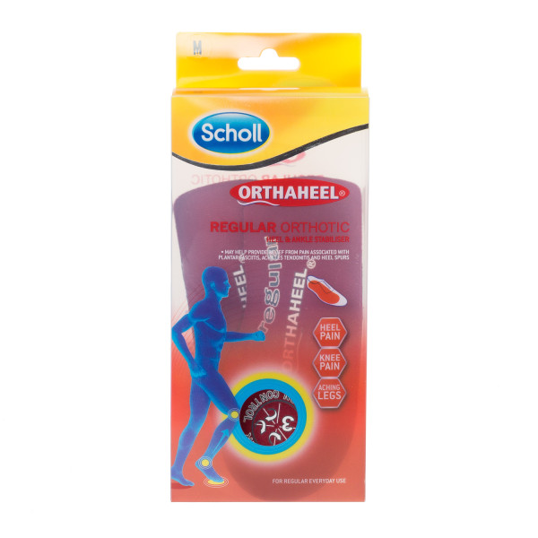 Scholl Orthaheel Regular - Medium