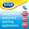 Scholl Orthaheel Sports FL Large