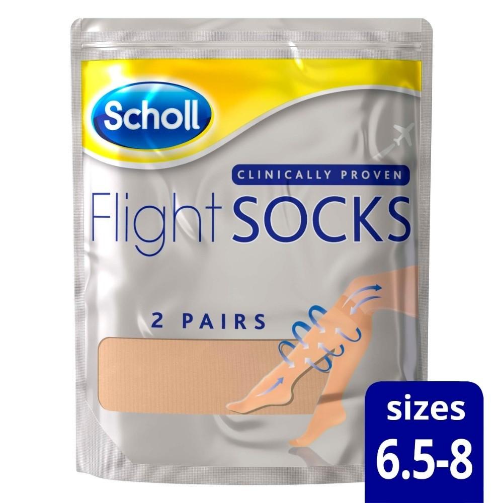 Scholl Sheer Flight Socks