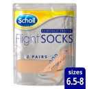 Scholl Sheer Flight Socks