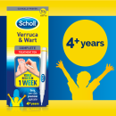 Scholl Verruca and Wart Complete Treatment Pen