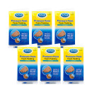 Scholls Pressure Point Foam Padding Six pack