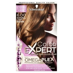 Schwarzkopf Colour Expert 6 Natural Light Brown Hair Dye