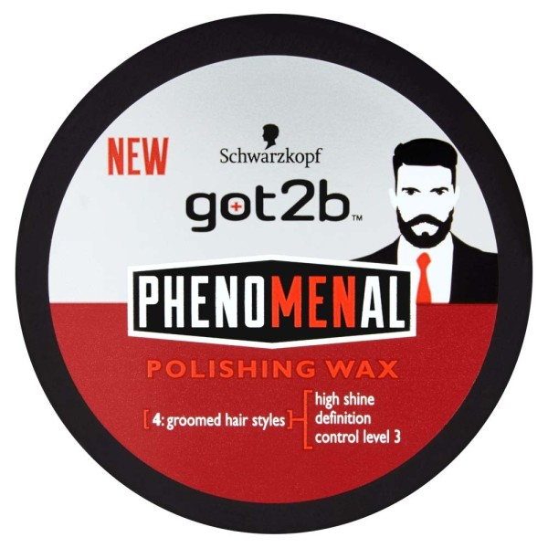 Schwarzkopf got2b Phenomenal Polishing Wax