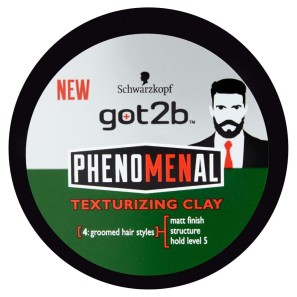 Schwarzkopf got2b Phenomenal Texturizing Clay
