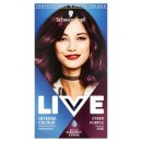 Schwarzkopf Live Intense Colour 46 Cyber Purple Hair Dye