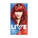 Schwarzkopf Live Intense Colour 35 Real Red Hair Dye