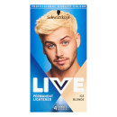 Schwarzkopf Live Men Ice Blonde 00B Permanent Hair Dye