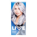 Schwarzkopf Live Ultra Brights Or Pastel 98 Steel Silver Semi Permanent Hair Dye
