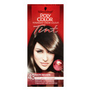 Schwarzkopf Poly Colour Tint 43 Dark Brown Permanent Hair Dye
