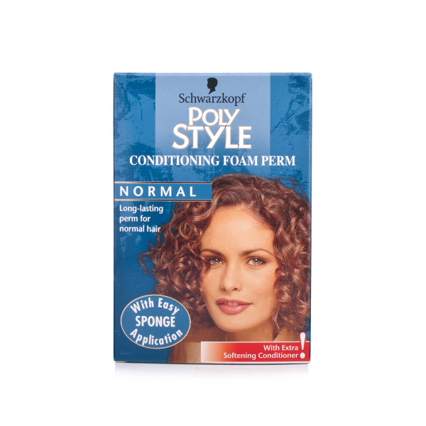 Schwarzkopf Poly Style Foam Perm Normal