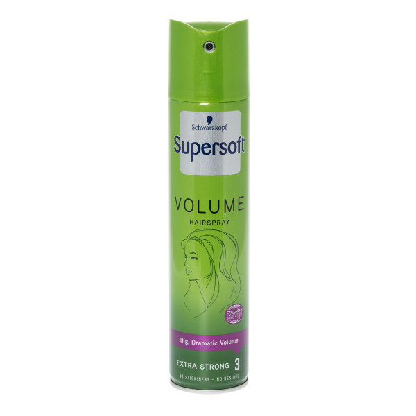 Schwarzkopf Supersoft Volume Hairspray