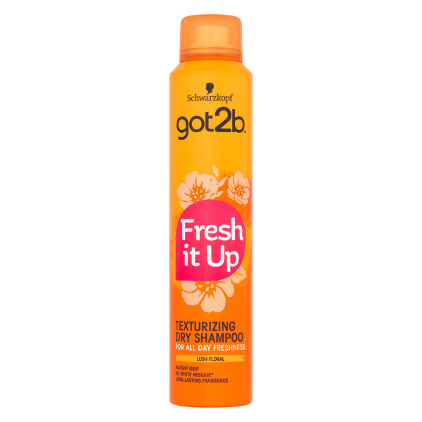 Schwarzkopf got2b Fresh It Up Texture Dry Shampoo