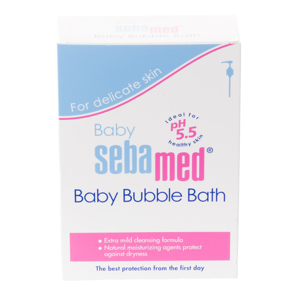 Sebamed Baby Bubble Bath