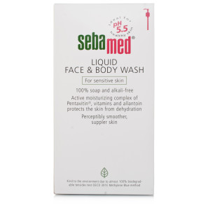 Sebamed Face & Body Wash