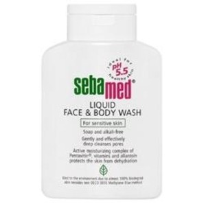 Sebamed Liquid Face & Body Wash