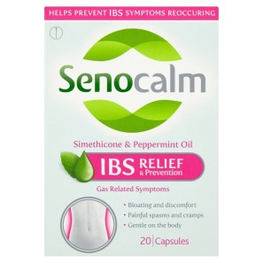 Senocalm IBS and Prevention Capsules