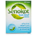 Senokot Dual Relief Tablets