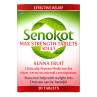 Senokot Max Strength Tablets (18 Years Plus)