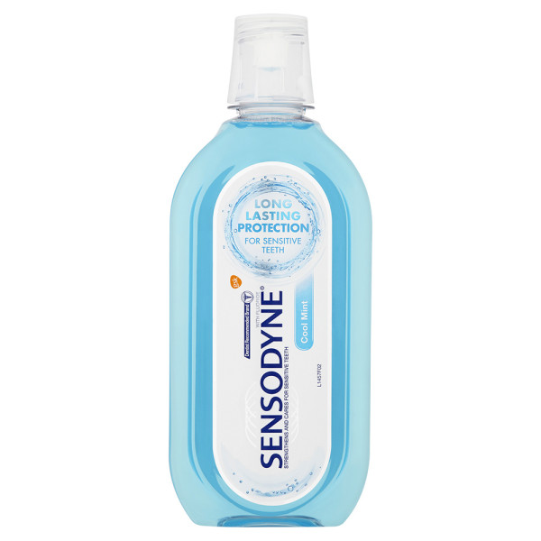Sensodyne Cool Mint Mouthwash
