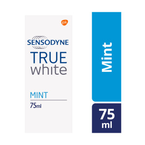 Sensodyne True White Mint Toothpaste