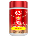 Seven Seas Cod Liver Oil One A Day Capsules
