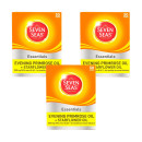 Seven Seas Evening Primrose Oil Plus Starflower Oil 1000mg Triple Pack