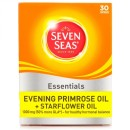 Seven Seas Evening Primrose Oil Plus Starflower Oil 1000mg Capsules