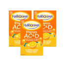 Seven Seas Haliborange Vitamins A C & D Orange Flavour Triple Pack