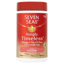 Seven Seas One a Day Cod Liver Oil + Calcium