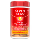 Seven Seas Simply Timeless Omega 3 Fish Oil Plus Cod Liver Oil Plus Evening Primose Oil Capsules