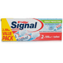Signal Family Protection Original Toothpaste Twin Pack