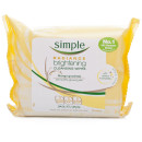Simple Daily Radiance Cleansing Wipes