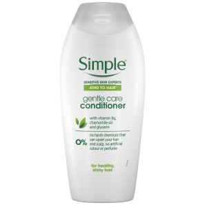 Simple Gentle Hair Conditioner