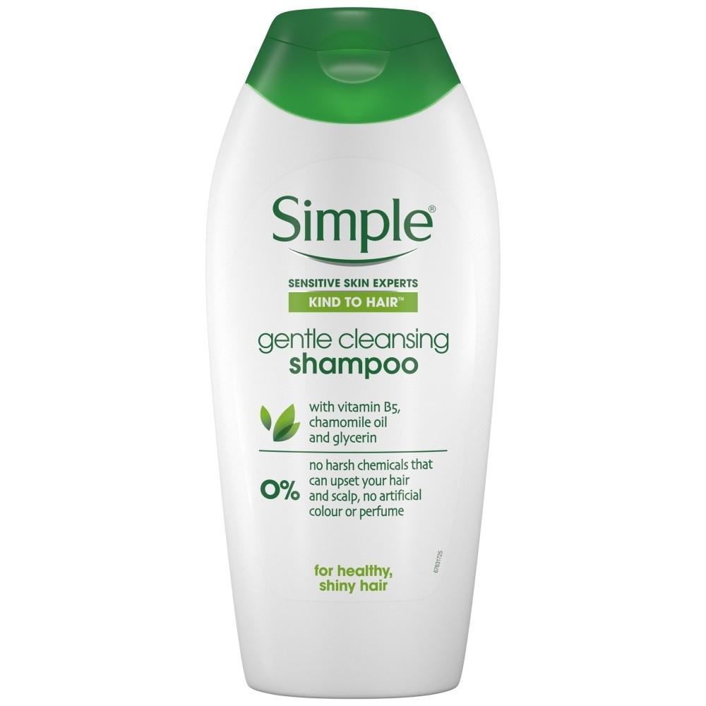 Simple Gentle Hair Shampoo